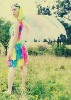 Fluoro Fairy 14 by monstatofu2011