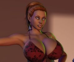 Silieva Nighty Revisited by willdial