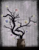 Cupcake Tree by elegiaque