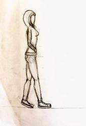 Practice: Body Proportions 1 by colourbomb99