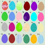 Egg Adopts (CLOSED/MUST READ DESCRIPTION) by IToastedAToaster