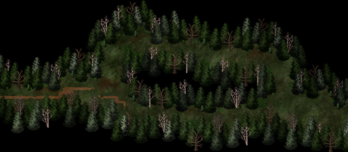 East Forest Path by KingsCourtGames