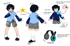 Maruko Ayume - Reference Sheet + NEWS and UPDATES by wizardotaku