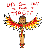 Smite - Power of Magic (Chibi) by Zennore