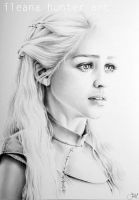 Khaleesi by IleanaHunter