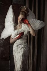Fallen Angel III by Avine