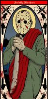 Saint Voorhees of the Crystal Lake by Kyohazard