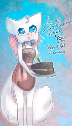 It's not like I wanted to or anything by Chingilin