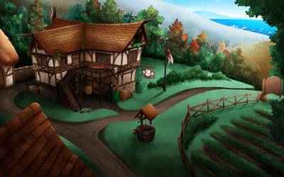 Tavern by Twokinds
