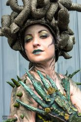 Magic The Gathering Vraska The Unseen Cosplay 3 by Miss-Kiki89