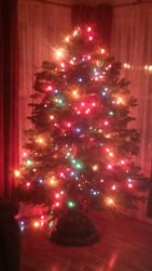 Christmas Tree 2013 by musicdrummer01