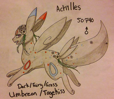 PKMNation Achilles by kitzune-griffith