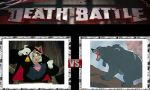 Ratigan Vs Bear (FATH) by disneyfangirl774