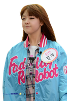 PNG Minah girl's day by kylecoi
