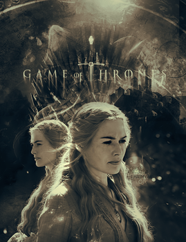 Blend: Cersei Lannister by YagamiSayu