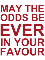 May The Odds Be Ever In Your Favour by Co--Existance
