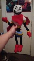 Papyrus Plush! by Luniria