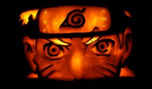 Naruto Carving - Oct 2006 by TheDaneOf5683
