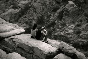 Love On The Rocks by PhillyPuddy