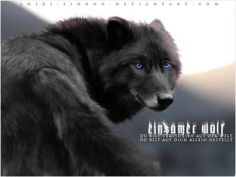 GIFT: EINSAMER WOLF by Shiki-Jinrou