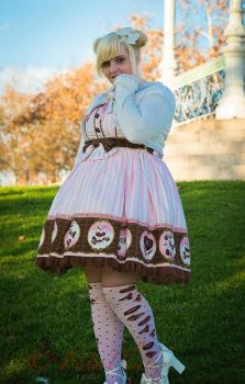 International Lolita Day outfit by tinkHEROINE
