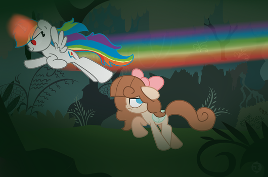A Forest Adventure by GalaxyPixies45