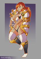 WOW Armor mage (com) by Penlink