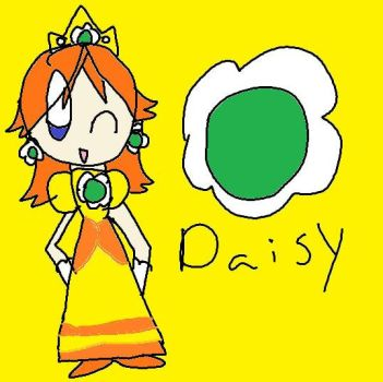 M.i.t.m Character Bio-Daisy by MeleeInTheMiddle