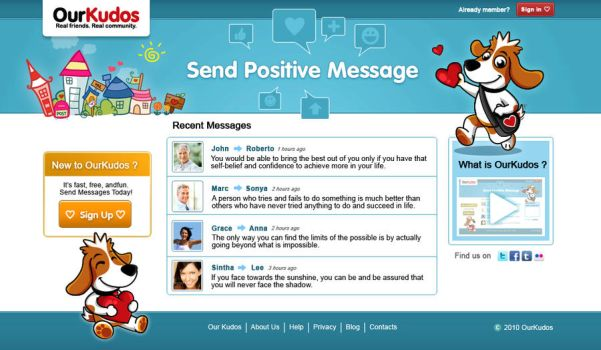 Messaging Social Networking by cendhika