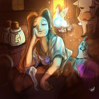 Malon by AstuteObservations