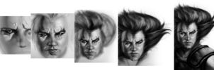 Lion-O Process by gastonzubeldia