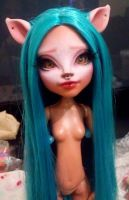 Isi Dawndancer - Monster High by puppettales