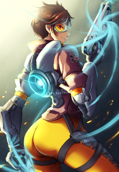 Tracer by criis-chan