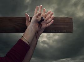 Crucified with Christ by kevron2001