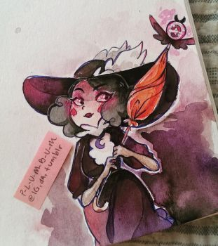 Eclipsa by p-l-u-m-b-u-m