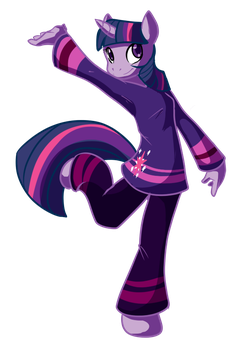.:Twilight Sparkle:. by MewgletheWolf