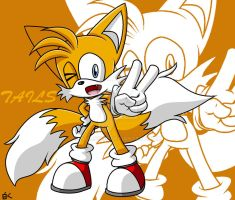 Miles Tails Prower by Tails1998