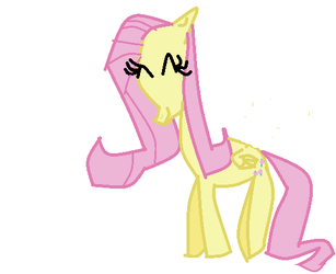 Fluttershy by Chocolate--Cake