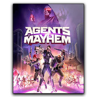 Agents of Mayhem by Mugiwara40k