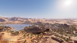 Assassin's Creed Origins - Siwa Oasis and Senu by reznor666