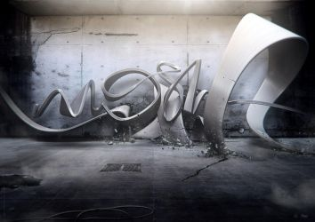 out of space by mOsk