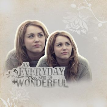 An everyday kind of beautiful (Blend) by stopmakingmistake