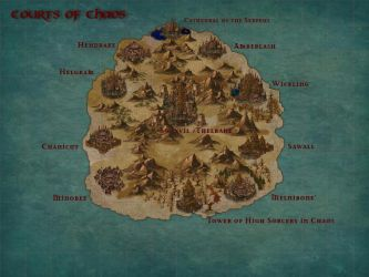 Isle Maelstrom / Courts of Chaos by gabriel-ss4u
