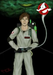 Ghostbuster Bourne by designingdisasters
