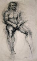figure drawing num.2 by michalivan
