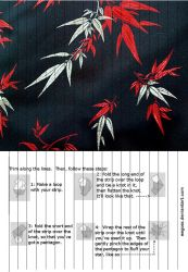 Lucky Star Paper- Black Bamboo by eegoss