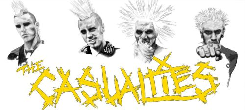 The Casualties - Wallpaper 2 by Adde-Records