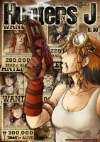 'Hunters J' N.00 - COVER by Tenaga