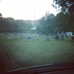 Cemetery by slephoto