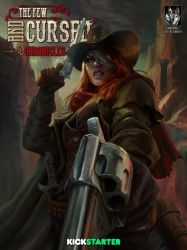 The Chronicles of The Few and Cursed now available by FelipeCagno